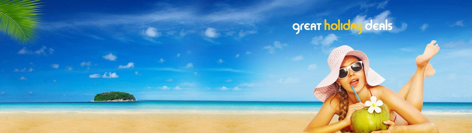Banner of Book It Now Holidays - Very Cheap Holidays Package Deals